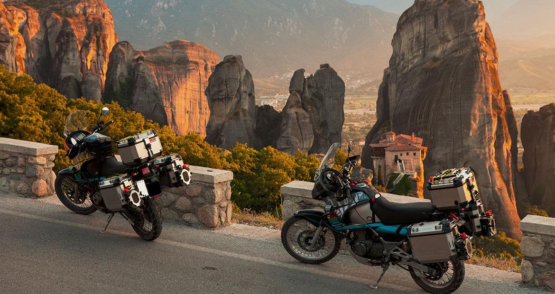 Motorreis Noord-Griekenland